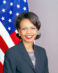 first black woman Secretary of State