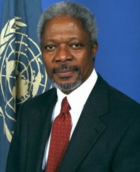 First Black Secretary General