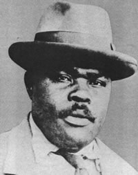 Marcus Garvey sentenced