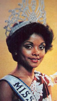 First black Miss Universe