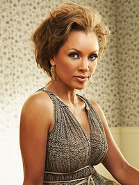 Vanessa Williams crowned
